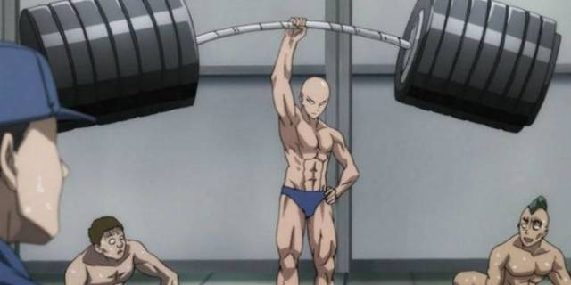 one punch man saitama workout 1165528