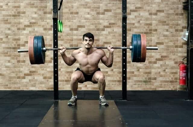 athlete barbell biceps 497934