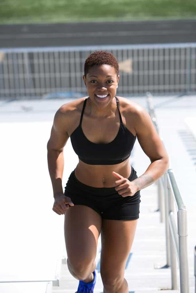 active adult athlete 936075