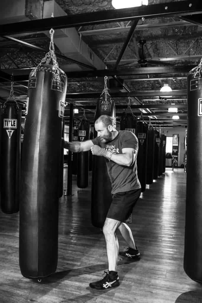 athlete black and white boxer 290416
