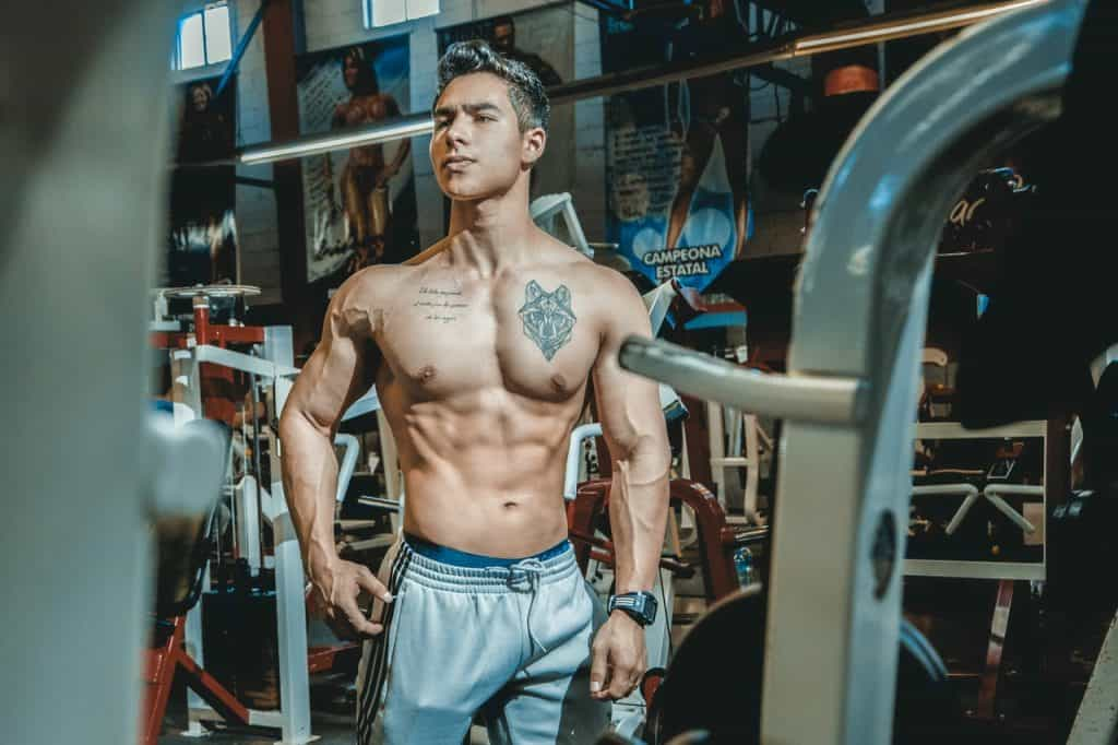 bodybuilding fitness fitness model 1756959