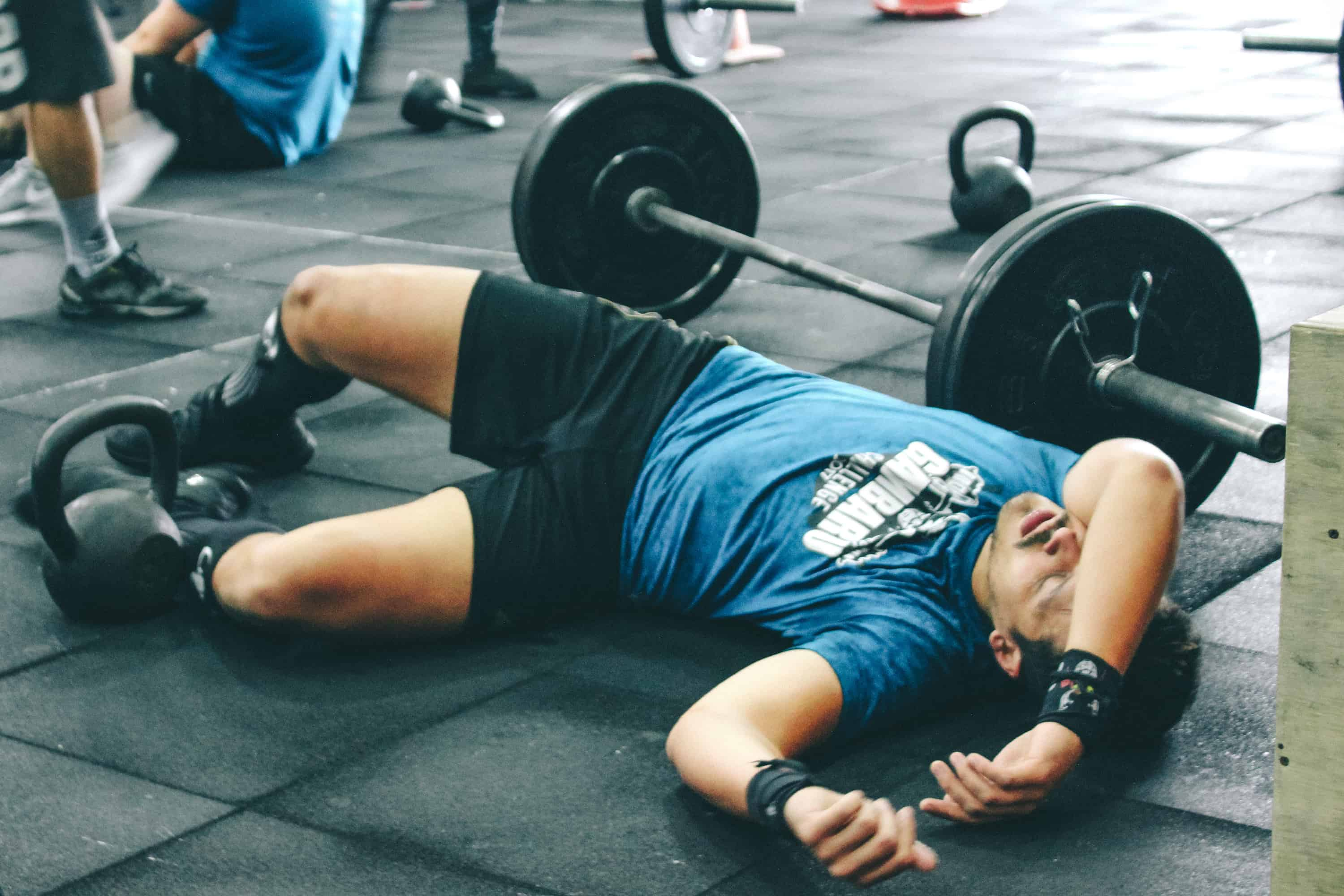 How To Start Back In The Gym After A Layoff
