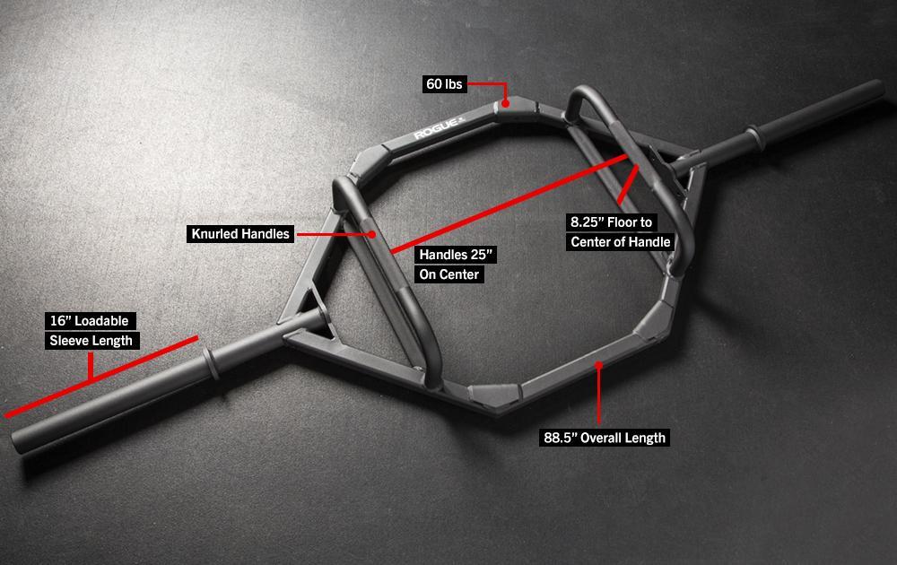 Rogue TB-2 Trap Bar