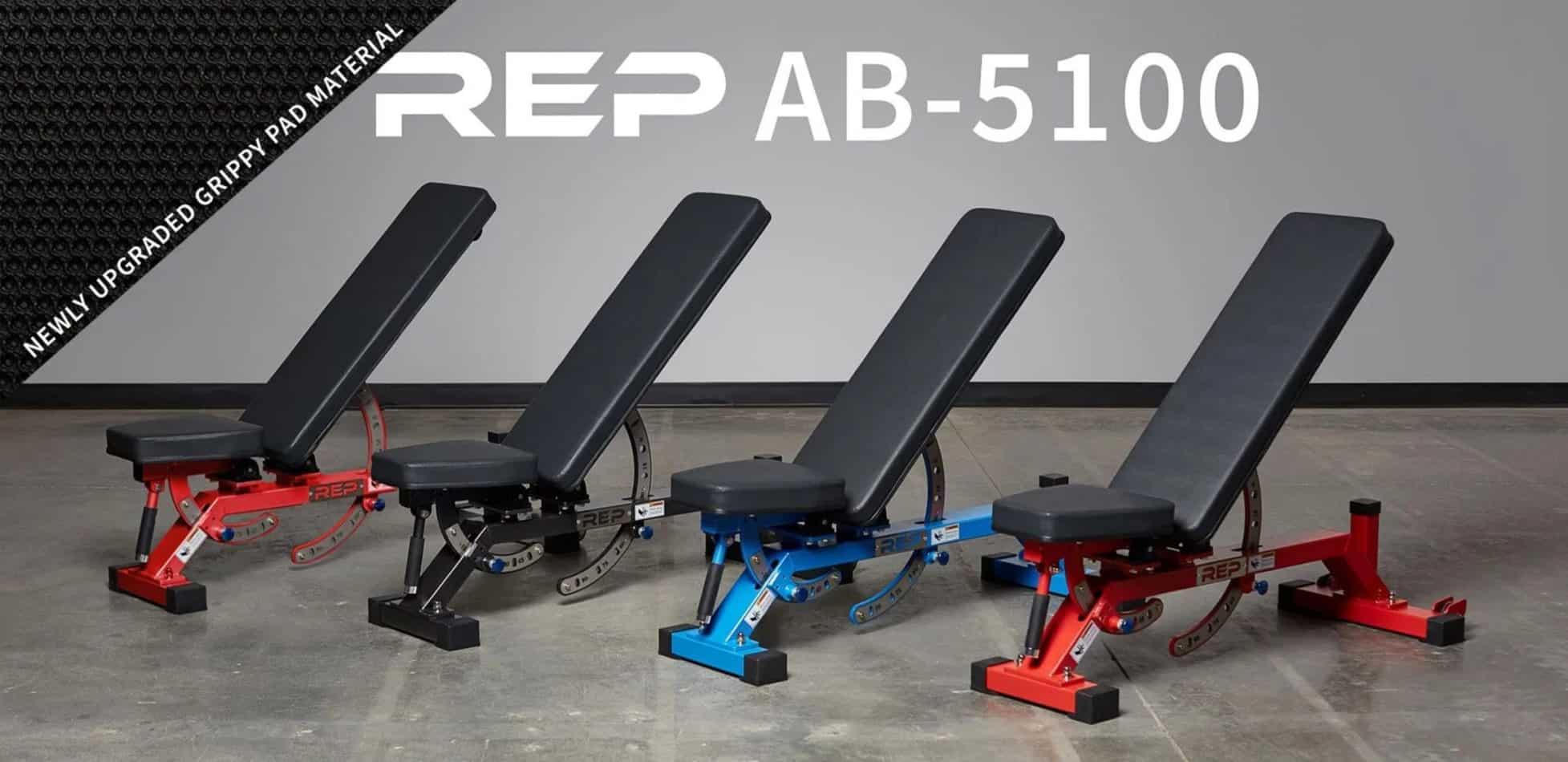 AB-5100 Adjustable Bench