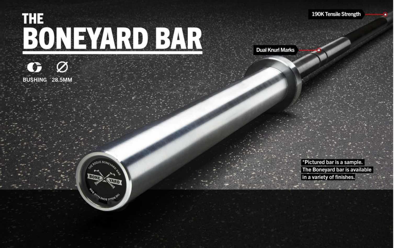 Rogue Boneyard Bars