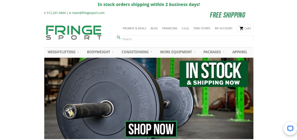 Screenshot 2020 11 26 Fringe Sport Improving Lives Through Strength
