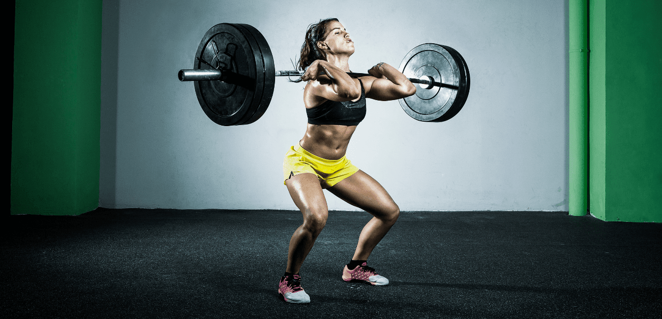How To Squat Without A Rack