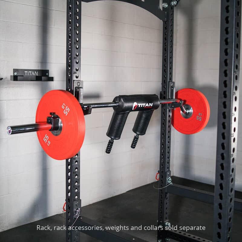 Titan Safety Squat Bar – V2