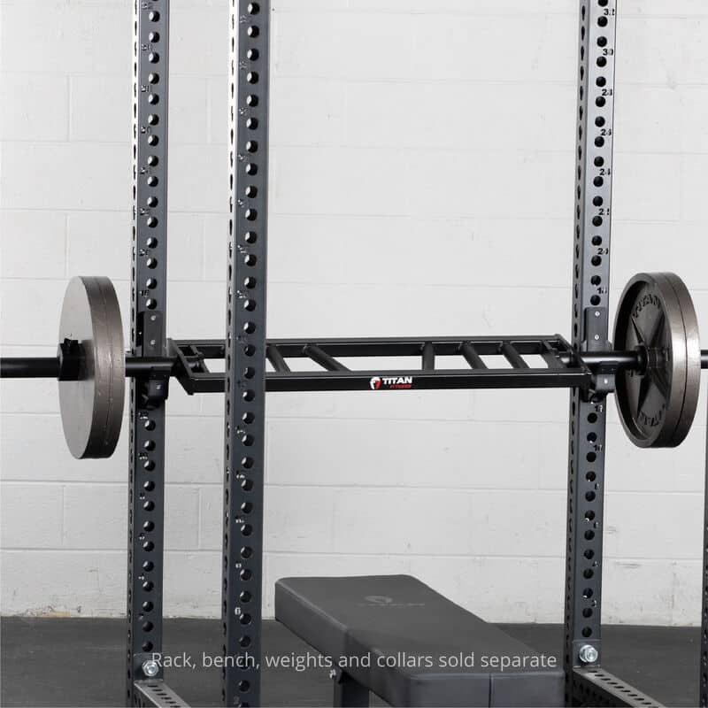 Titan Multi-Grip Barbell V2