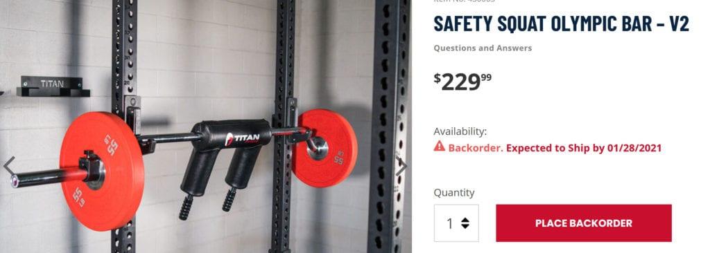 Screenshot 2020 12 05 Safety Squat Olympic Bar – v2
