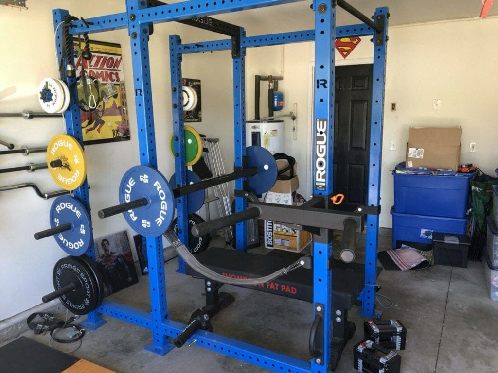 Screenshot 2020 12 17 Rogue Fitness Monster Lite RML 690C Barbells Olympic Competition Plates Bumpers eBay