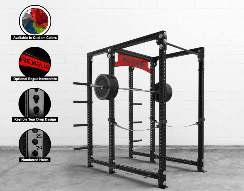 Rogue RM-6 Monster Rack 2.0