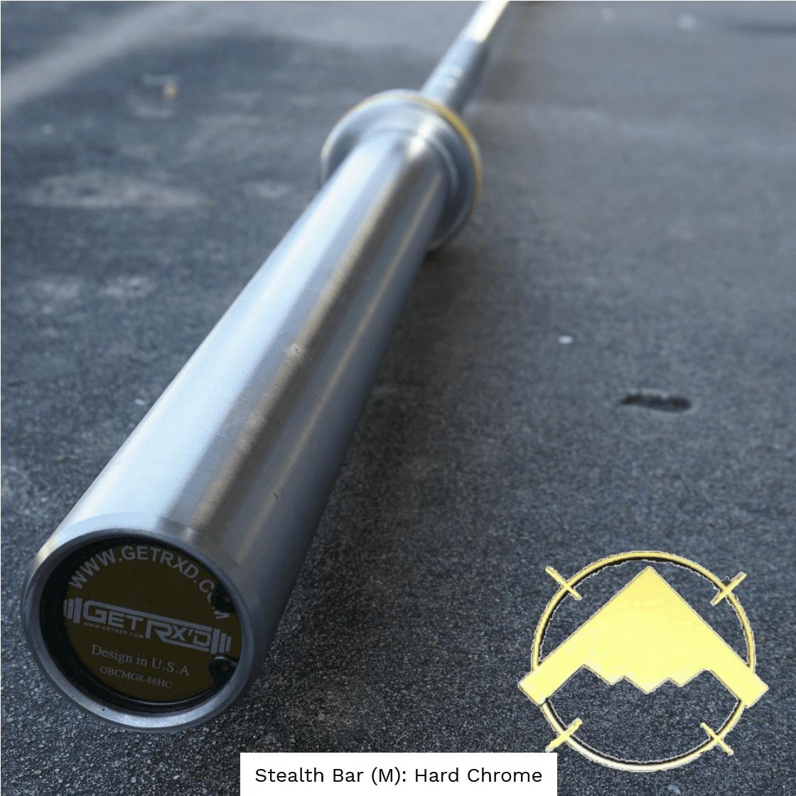 Stealth Bar: Hard Chrome