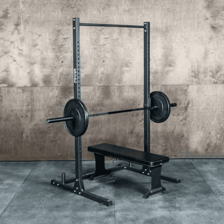 Garage Series Squat Rack with Pull-up Bar