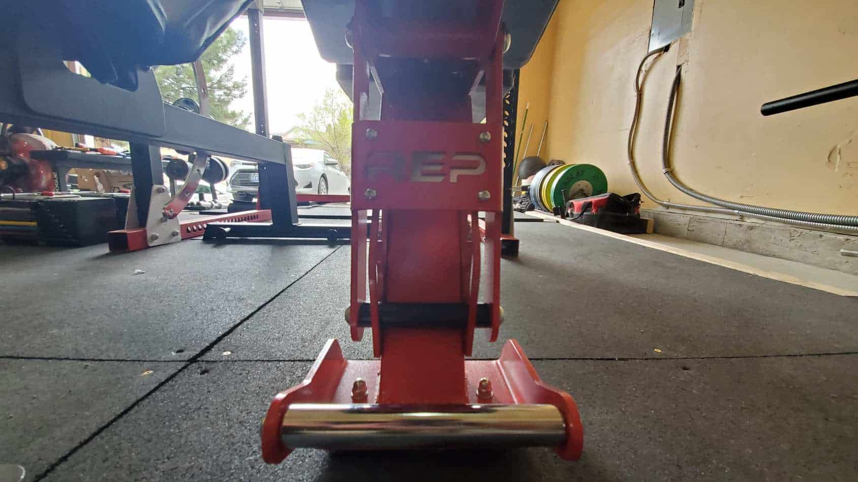 AB-5200 front feet and horizontal handle