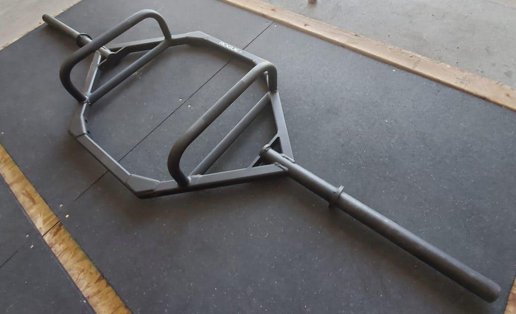Rogue Fitness TB-2 Trap Bar Black Powder Coat