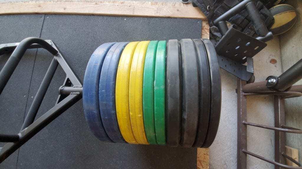 Rogue Fitness TB-2 Trap Bar Weight Capacity