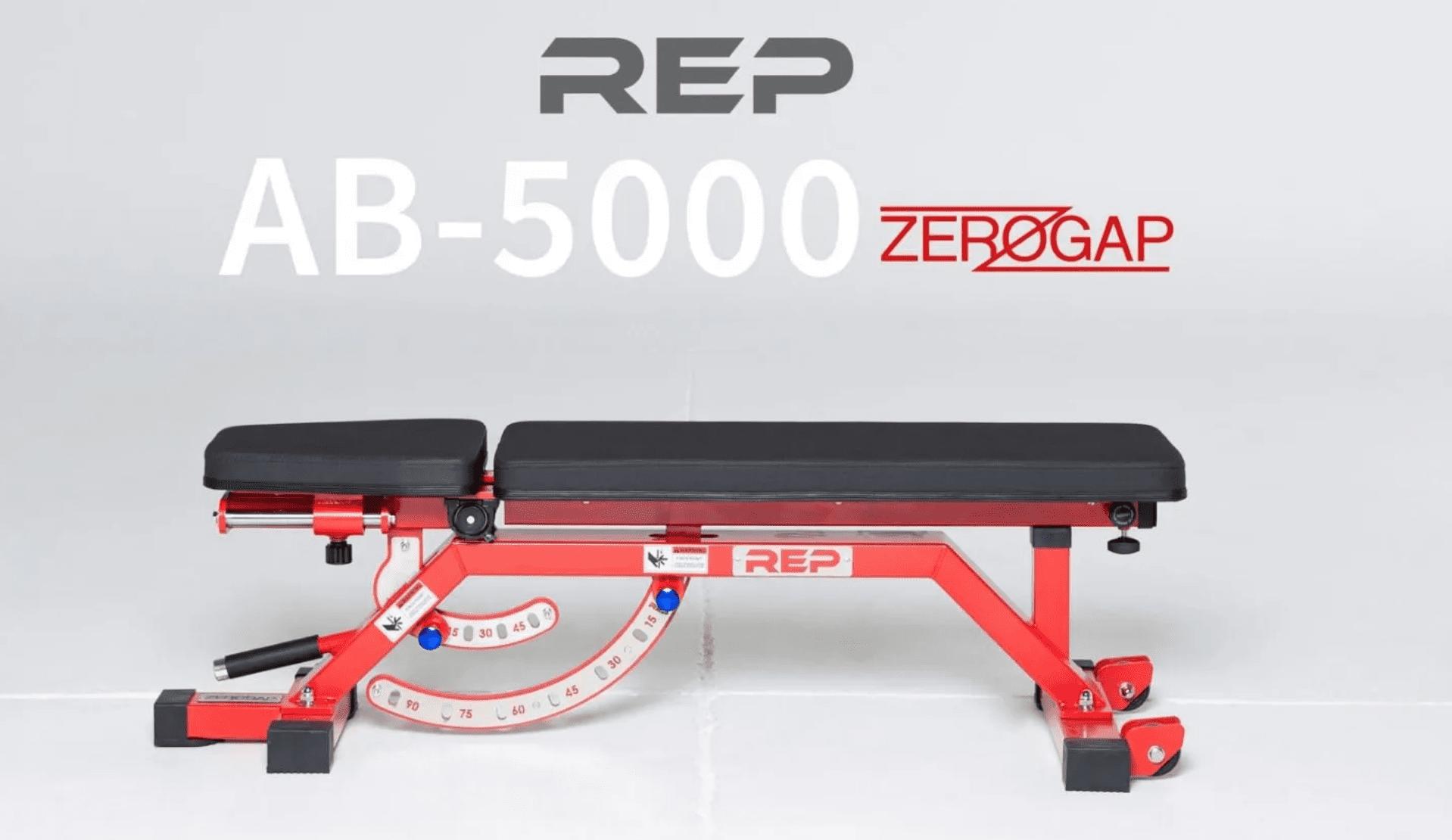 AB-5000 ZERO GAP Adjustable Bench