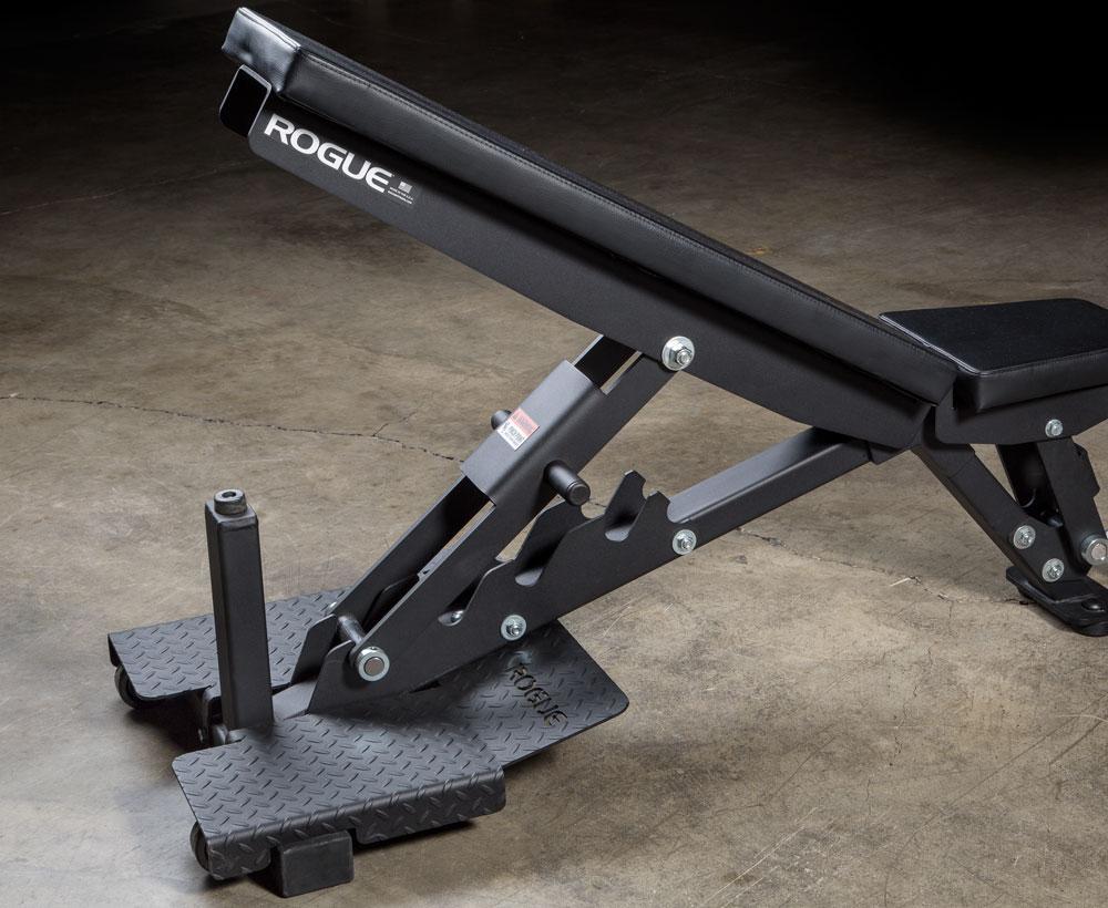 Rep AB-5200 vs. Rogue Adjustable Bench 2.0