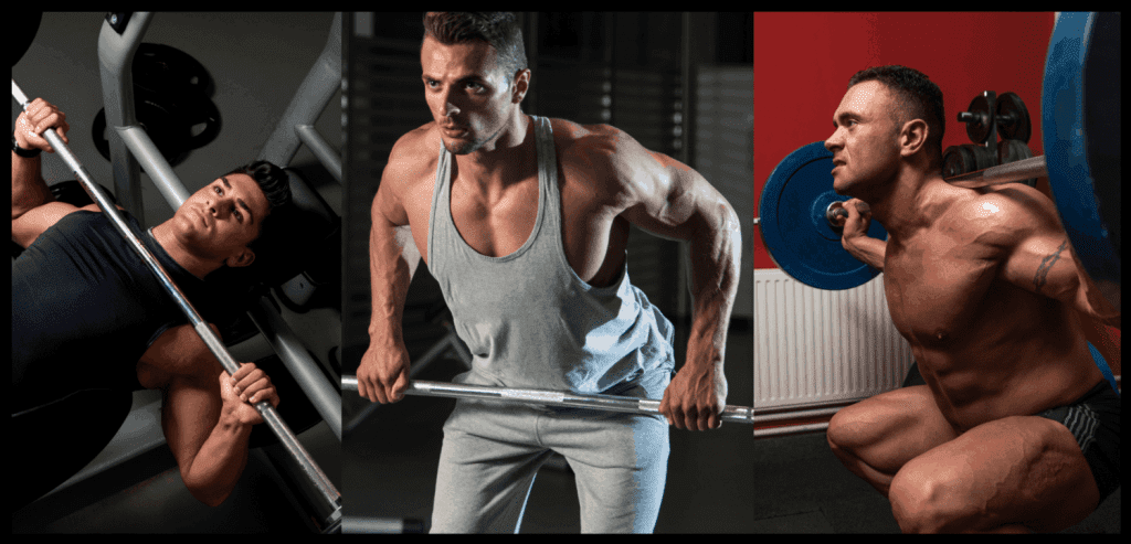 Push Pull Legs Split For Muscle Mass - Best Split For Building Muscle!
