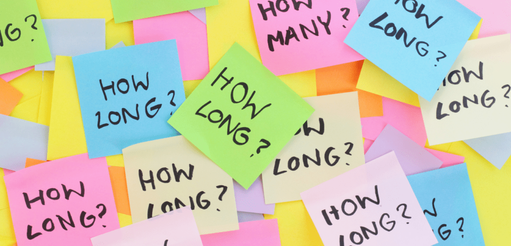How Long Does It Take To Lose Weight?