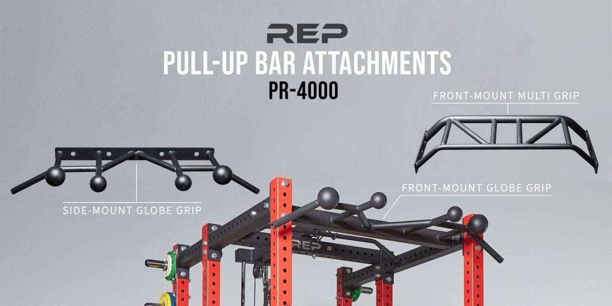 PR-4000 Pull-up Bars