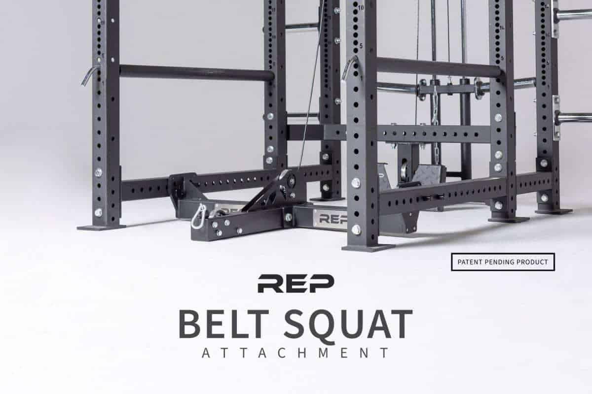 REP Belt Squat