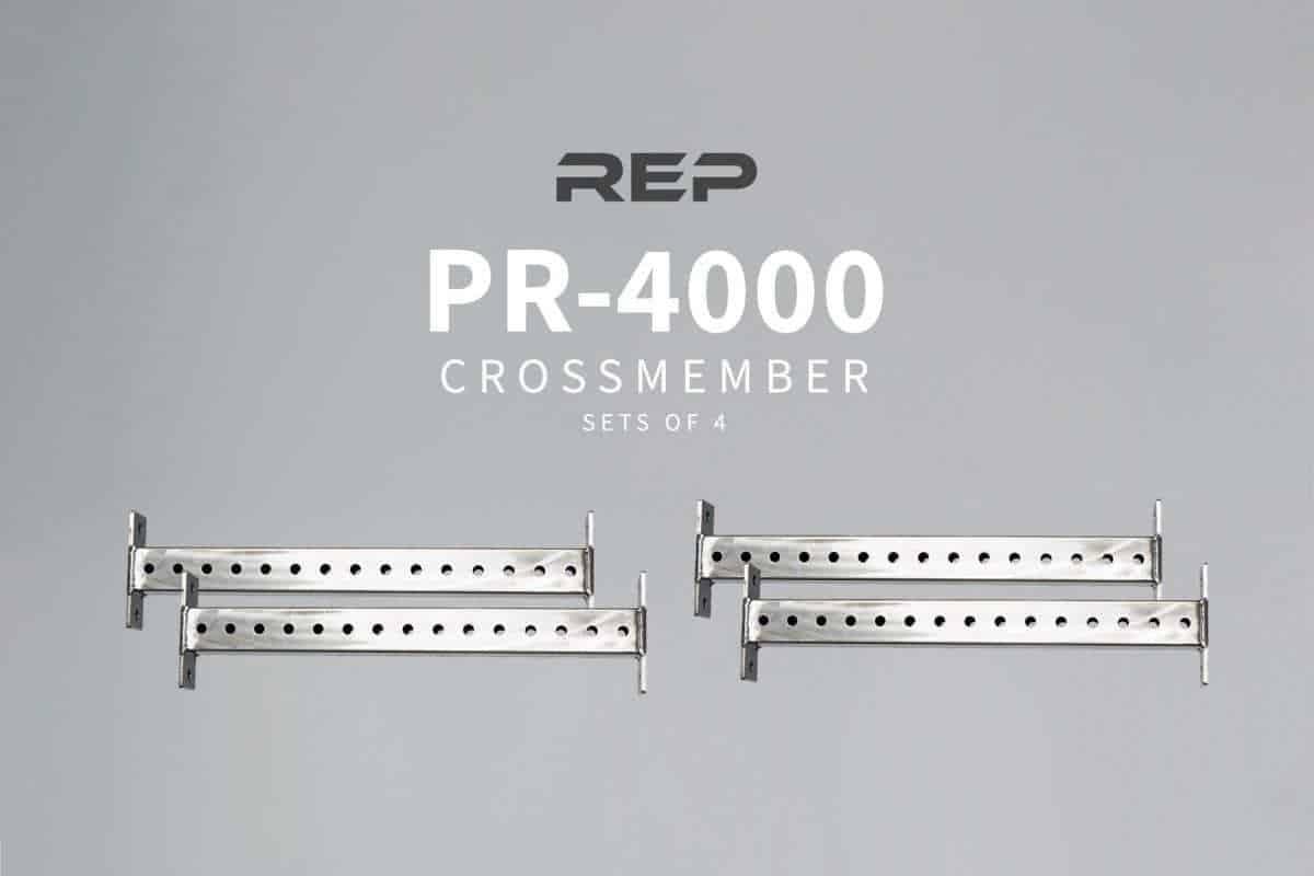 PR-4000 Crossmembers