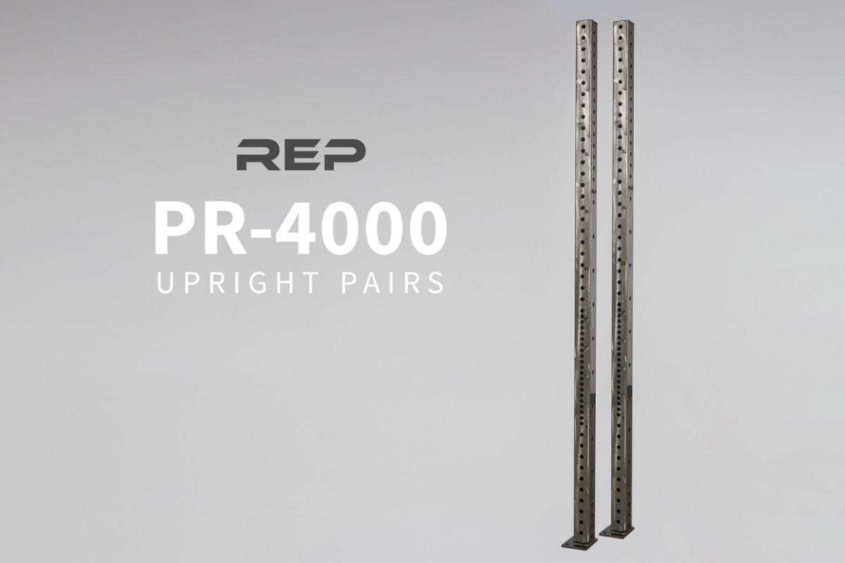 PR-4000 Uprights