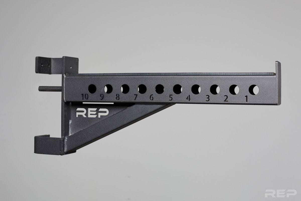 PR-4000 Spotter Arms